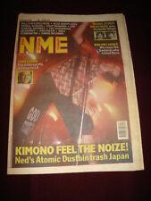 NME 1991 AUG 24 NED'S ATOMIC DUSTBIN JOHN LYDON MANICS PRIMAL SCREAM TERMINATOR