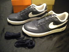 Nike AIR FORCE 1 LOW PREM LE (GS) Youth SIZE 4.5 Sneakers Baseball Theme