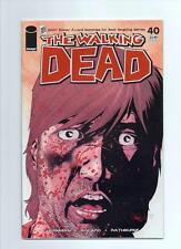 The Walking Dead #40 2007 Kirkman Adlard Rathburn VF/NM