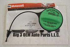 2008 Ford F-250 F-350 F-450 F-550 Super Duty Fuel Filler Gas Cap Green new OEM