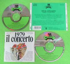 CD Compilation 1979 Il Concerto Omaggio A Demetrio Stratos AREA BANCO no lp(C48)
