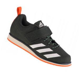 Adidas Powerlift 4 Weightlifting Shoes UNISEX Grey Powerlifting Trainers FV6597