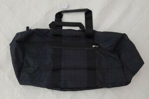 COACH Packable Duffle Gray / Navy