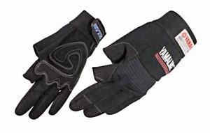 XL Yamalube Mechanics Safety Gloves No Finger ACC-YAMAG-NF-XL