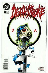 Deathstroke, The Terminator #60,NM+,1996
