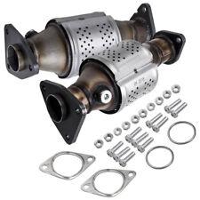 Front Left+Right Catalytic Converter for NissanPathfinderV64.0L 2005-2012