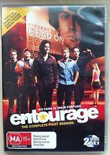 Entourage : Complete First Season 1 (DVD, 2006, 2-Disc Set, Region 4)