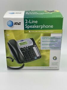 AT&T Lucent 992 2 Lines Corded Phone