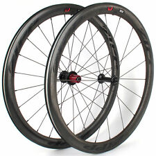 Zipp 303 Firecrest Carbon Clincher Road Bike Wheelset Shimano/Sram 11-Speed 700c