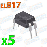 5x EL817B EL817 Optoacoplador 35V-50mA Electronica Arduino DIP 4