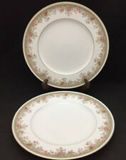 Noritake Morning Jewel Dinner Plates (set of 2) - Very Good Condition