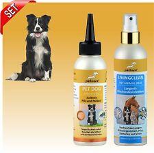 SET Juckreiz & Desinfektion - Juckreiz beim Hund bei Dermatits und Neurodermitis