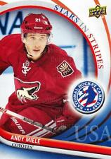 2012 Upper Deck National Hockey Card Day USA #11 Andy Miele