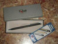Quill Black Hematite Ball Point Pen