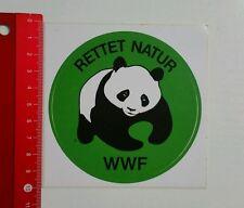 Aufkleber/Sticker: WWF Rettet Natur - Panda Bär (180516157)