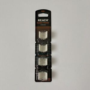 (1) Reach Access Flosser Unflavored 28 Disposable Heads