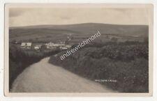 Wheddon Cross Somerset Vintage RP Postcard HH Hole 701b
