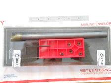 "New Widia Circle Usa Solid Carbide Shaft R.H. Boring Bar Kit 1/2"" Dia. X 8"" Oal"
