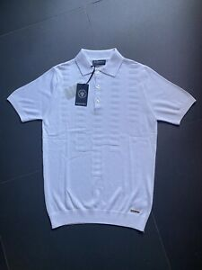Summer Stefano Ricci Polo tshirt size L Color White