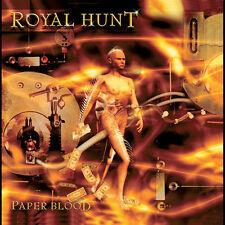 Royal Hunt  - Paper Blood (CD, Jul-2005, Magna Carta)