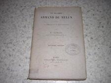 1893.vicomte Armand de Melun d'après ses mémoires & correspondance / Baunard