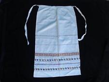 1930's Vintage Cotton Domestic House Maid Woman Apron