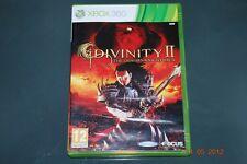 Divinity II The Dragon Knight Saga Xbox 360 UK PAL ** GRATUITE RU LIVRAISON **