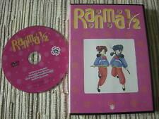 DVD ANIMACIÓN MANGA RANMA 1/2  LA SERIE DE TV VOLUMEN 15 USADO BUEN ESTADO