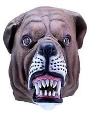 BRITISH BULL DOG MASK CANINE SPIKE PRESTON OVERHEAD COSTUME LATEX HALLOWEEN NEW