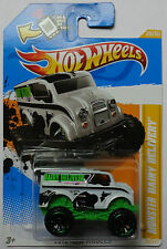 2012 Hot Wheels New Models Monster Dairy Delivery 28/50