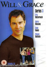 WILL & GRACE: SERIES 3, EPISODES 5-8 (R2 DVD) (McCormack/Messing)