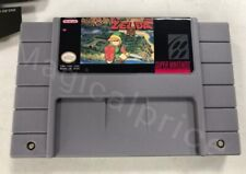 The Legend of Zelda BS Remix for SNES Game Cartridge USA NTSC with BOX / No BOX