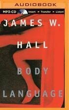 Body Language by James W. Hall (2015, MP3 CD, Unabridged)