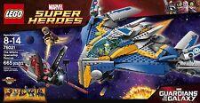 LEGO MARVEL SUPER HEROES Guardiani della Galassia 76021 Milano astronave soccorso