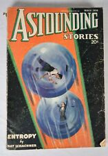 Astounding Stories Vol 17 1 Street Smith 1936 HP Lovecraft Mountains Of Madness