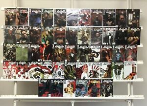Punisher Marvel Max  50 Lot Comic Book Comics Set Run Collection Box1