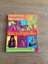 **CHILDRENS MY FIRST ENCYCLOPAEDIA, LARGE PRINT, 1500 COLOUR ILLUSTRATIONS**