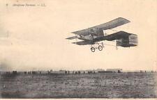 CPA aviation aeroplane farman