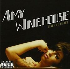 Amy Winehouse Back to Black CD SEALED New 2006 Island Records ***CRACKED CASE***