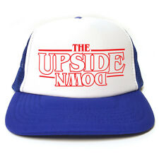 The Upside Down Trucker Cap inspired by Stranger Things TV Show