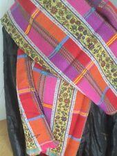 6a22bae9e829 Écharpes et châles orange pour femme en 100% laine   eBay