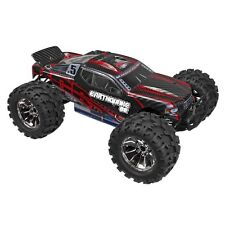 REDCAT Earthquake 8E 1/8 Scale Brushless Electric RC Monster Truck - RED