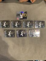 2020 Topps Chrome Update Kyle Lewis Rookie Lot X 7 Plus Decades Next Refractor!