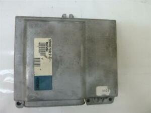 ENGINE COMPUTER EAGLE PREMIER 1988 1989 1990 4605001 PCM ECM ECU OEM
