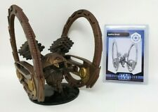 """Wizards of the Coast Star Wars Miniatures Hailfire Droid With Card 5"""" RPG EUC"""