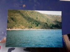 photograph lake and mountain scene of unknown origin