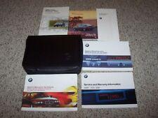 2000 BMW 3 Series Sedan 323i 328i Owner Manual User Guide 2.5L 2.8L