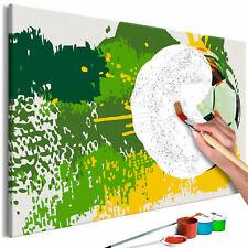 Malen nach Zahlen Erwachsene Wandbild Malset mit Pinsel Malvorlagen n-A-0556-d-a