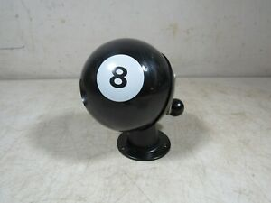 Vintage Berol Pool Billiards 8 Ball Pencil Sharpener Made In USA 1970's