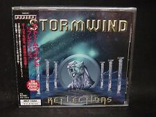 STORMWIND Reflections + 2 JAPAN CD DivineFire Candlemass Royal Hunt Brazen Abbot
